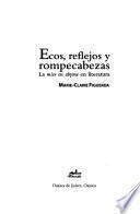 libro Ecos, Reflejos Y Rompecabezas