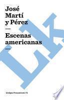 libro Escenas Americanas