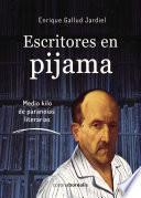 libro Escritores En Pijama