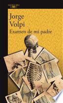 libro Examen De Mi Padre