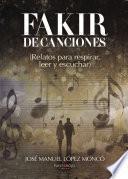 libro Fakir De Canciones