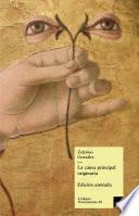 libro La Causa Principal Originaria