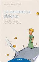 libro La Existencia Abierta