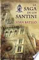 libro La Saga De Los Santini