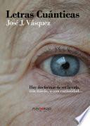 libro Letras Cuánticas