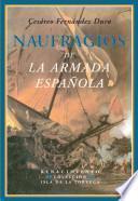 libro Naufragios De La Armada Española
