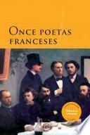 libro Once Poetas Franceses