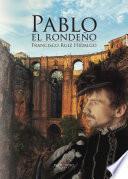 libro Pablo El Rondeño