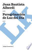 libro Peregrinación De Luz Del Día