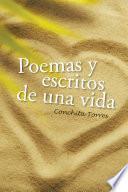 libro Poemas Y Escritos De Una Vida