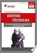libro Ventas Tecnicas