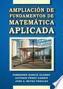 Ampliación De Fundamentos De Matemática Aplicada