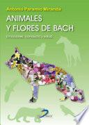 libro Animales Y Flores De Bahch