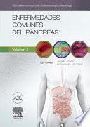 libro Enfermedades Comunes Del Páncreas
