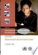 libro Establecimiento De Sistemas Eficaces De Inocuidad De Los Alimentos