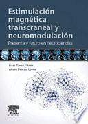 libro Estimulación Magnética Transcraneal Y Neuromodulación