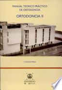 libro Manual Teórico Práctico De Ortodoncia