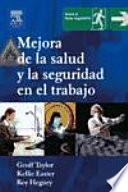 libro Mejora De La Salud Y La Seguridad En El Trabajo