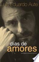 libro Días De Amores