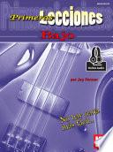 libro First Lessons Bass
