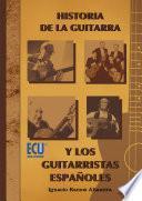 libro Historia De La Guitarra Y Los Guitarristas Españoles