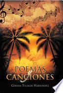 libro Poemas Y Canciones