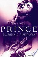 libro Prince. El Reino Púrpura