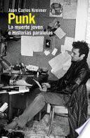 libro Punk La Muerte Joven