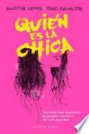 libro Quién Es La Chica