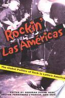 libro Rockin  Las Américas