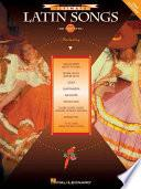 libro Ultimate Latin Songs