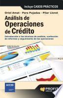libro Análisis De Operaciones De Crédito