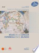 libro Atlas De La Lengua Española En El Mundo