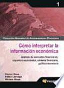 libro Cómo Interpretar La Información Económica