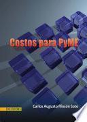 libro Costos Para Pyme