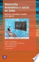 libro Desarrollo Económico Y Social En Cuba