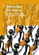 libro Dirección De Cuentas