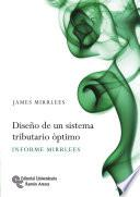 libro Diseño De Un Sistema Tributario óptimo
