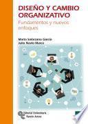 libro Diseño Y Cambio Organizativo