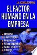 libro El Factor Humano En La Empresa