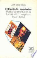 libro El Frente De Juventudes