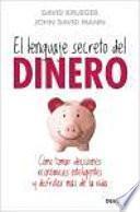 libro El Lenguaje Secreto Del Dinero