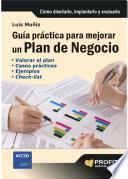 libro Guía Práctica Para Mejorar Un Plan De Negocio