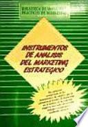 libro Instrumentos De Análisis Del Marketing Estratégico