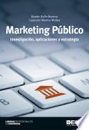 libro Marketing Público