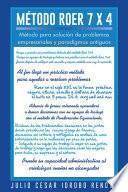 libro Método Roer 7 X 4