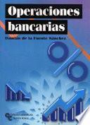 libro Operaciones Bancarias