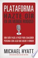 libro Plataforma