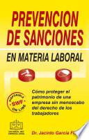 PrevenciÓn De Sanciones En Materia Laboral 2017