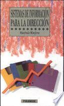 libro Sistemas De Información Para La Dirección